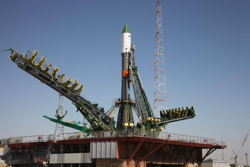 On Friday, a Russian Soyuz rocket will send an unmanned cargo ship with more than 3 tons of food, water and fuel for astronauts aboard the International Space Station.