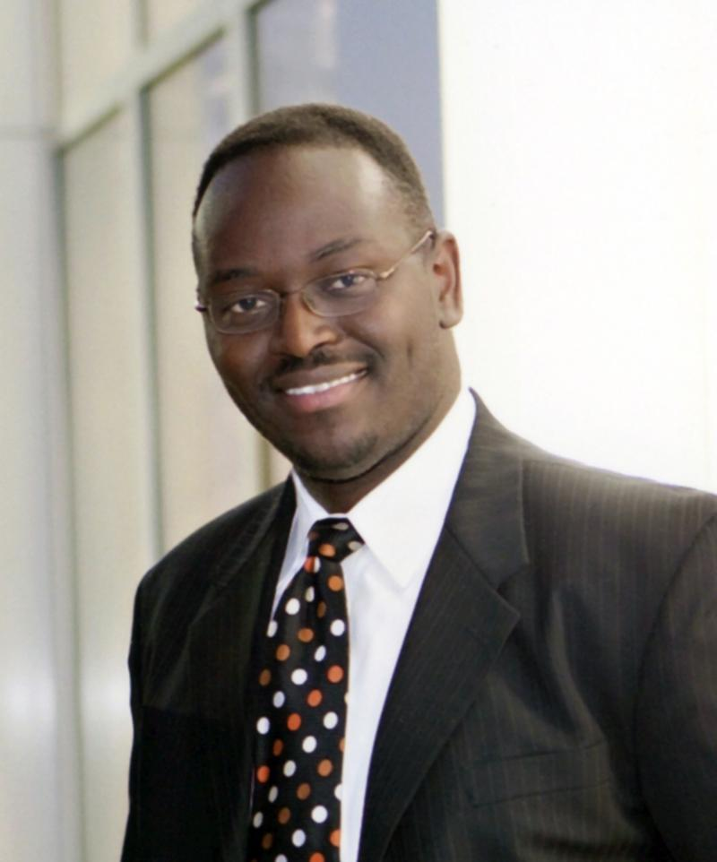 The Rev. Clementa Pinckney, pictured in 2012, was among those killed Wednesday in a shooting at the Emanuel African Methodist Episcopal Church in Charleston, S.C. Pinckney was the church's pastor and a state senator.