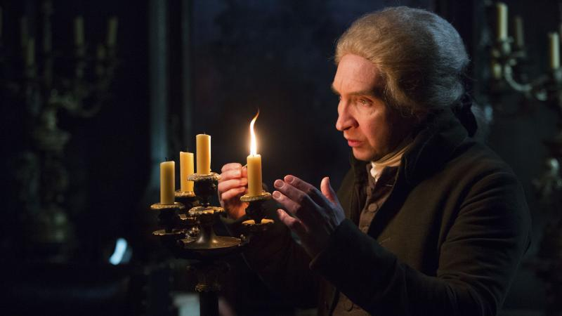 Eddie Marsan plays the reclusive magician Gilbert Norrell in a new TV adaptation of Jonathan Strange & Mr Norell.