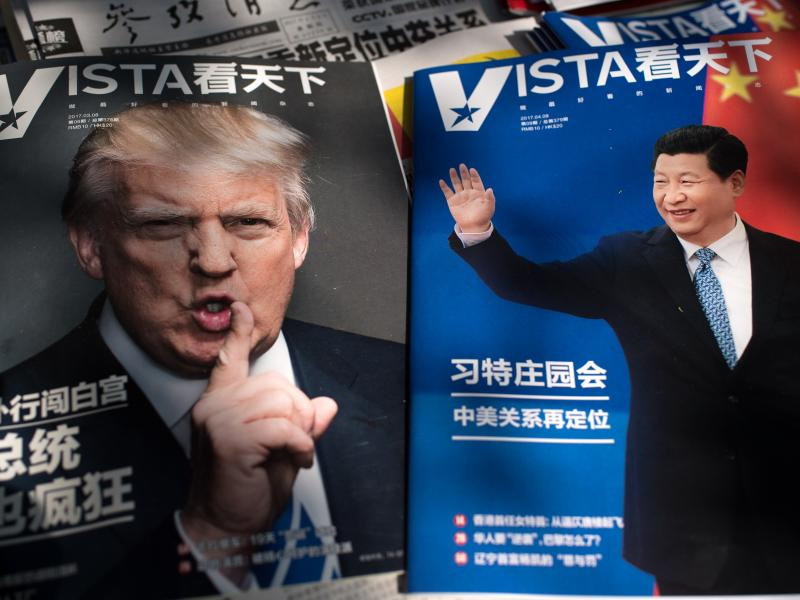 Trump, Chinese leader face North Korea dilemma