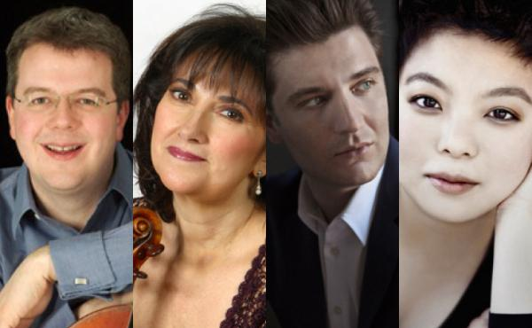 Chrysalis Chamber Music Institute: Chamber Music Society of Lincoln Center