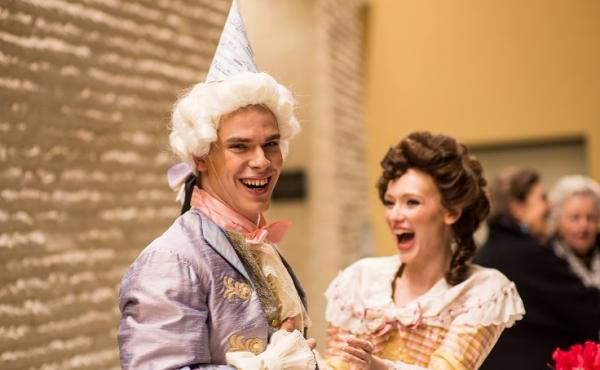 UNC School of the Arts: Mozart Birthday Concert