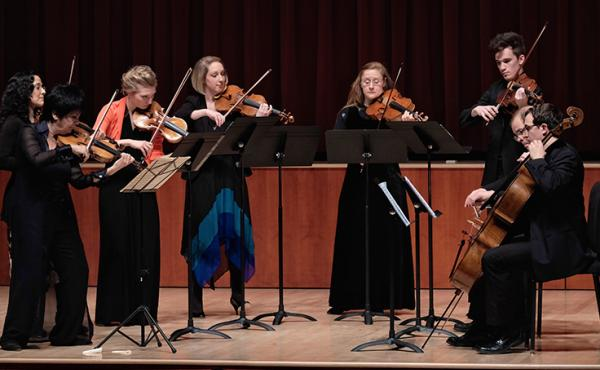 Chrysalis Chamber Music Institute: Students with Teachers