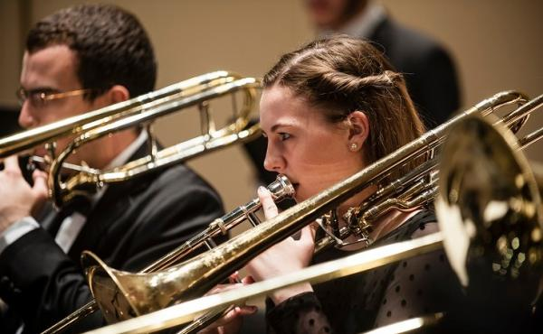 UNC School of the Arts: UNCSA Wind Ensemble: Eclectic Voices