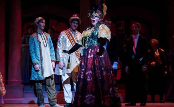 A.J. Fletcher Opera Institute: Ariadne Auf Naxos, Op. 60