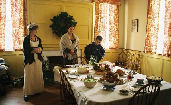 Christmas traditions   Christmas in slavery  historic homes