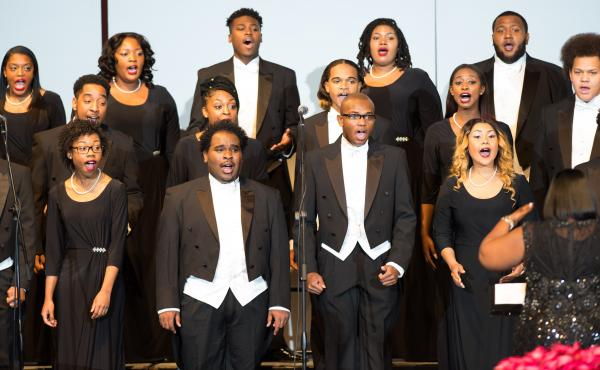 Winston-Salem State University Music Department