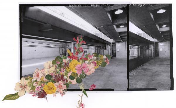 Pit B Elevator, Kirsten Stolle.
