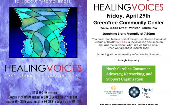Healing Voices Winston-Salem