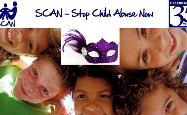 SCAN Stop Child Abuse Now Masquerade Gala May 6, 2016 SciWorks