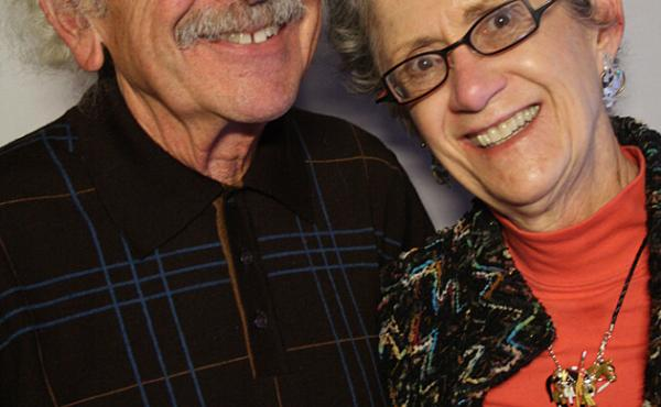 The Caplans. Louis, 76, and Harriet, 67, visited StoryCorps in Santa Fe, N.M.