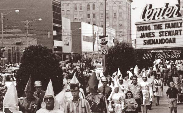 Cover of Klansville, U.S.A.