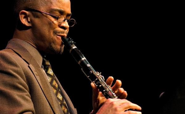 Clarinetist Darryl Harper discovered jazz as a teenager in Philadelphia.