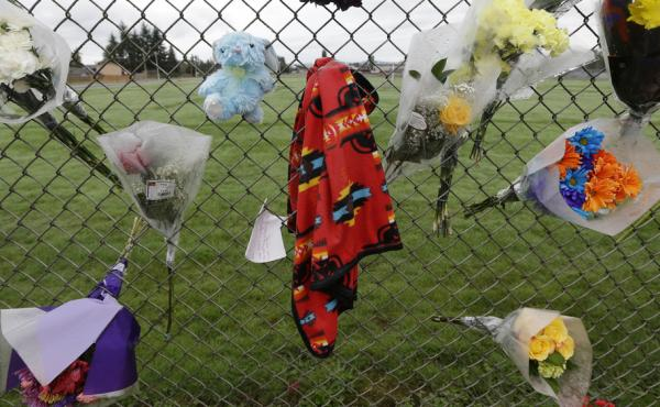 Last October, a 15-year-old student and member of the Tulalip Tribes in Washington opened fire at his high school with a gun obtained from his father. The tribe had issued a restraining order against the father, but that information didn't show up in the