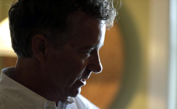 Republican presidential candidate Rand Paul wants to run for both his Kentucky Senate seat and the White House, but a current state law prohibits him from doing so.