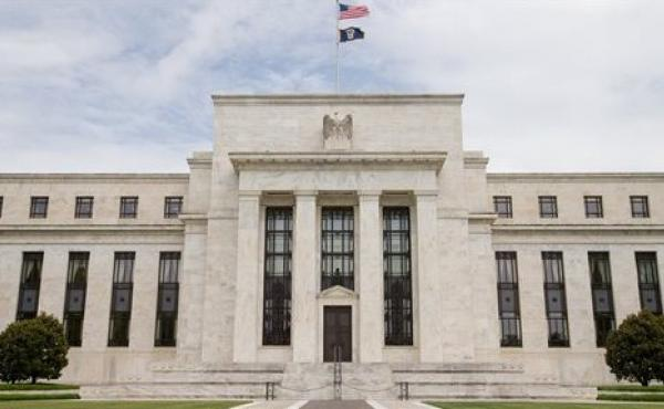 The Marriner S. Eccles Federal Reserve Board Building in Washington, D.C. The Fed's next meeting is set for Sept. 16-17.