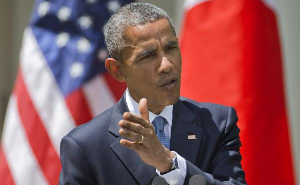 President Obama is condemning the unrest in Baltimore, saying a handful of