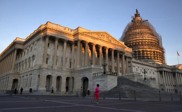 The Senate passed a bill to fund the government for two years. The measure suspends the debt ceiling and allocates $80 billion to domestic and defense programs.