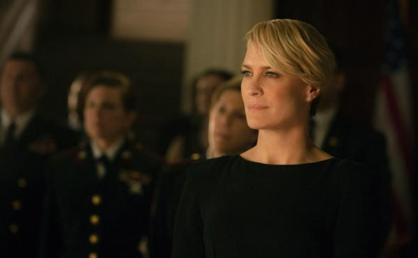 Robin Wright's fictional character Claire Underwood in the Netflix series House of Cards is a favorite of TV critics and fans. But the demographics of real U.S. women who have abortions are very different from the TV character's.