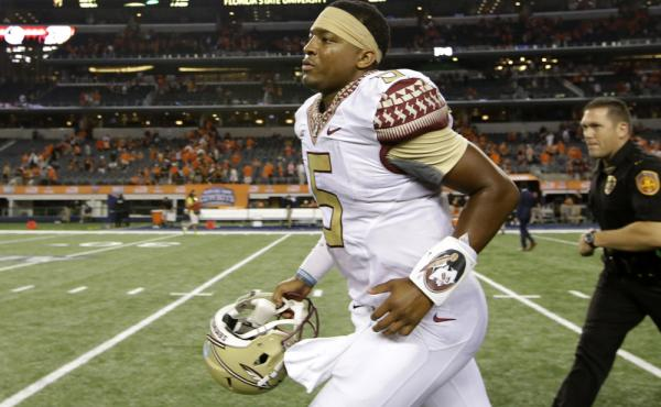 Despite the allegation of sexual assault, former Florida State quarterback Jameis Winston continued playing football, won the Heisman trophy and was selected No. 1 in the 2015 NFL draft by the Tampa Bay Buccaneers.
