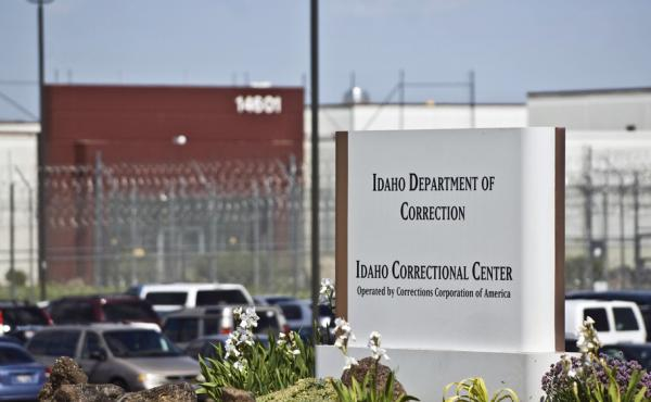 The Idaho Correctional Center south of Boise, Idaho, is a contract facility operated by Corrections Corporation of America. The Justice Department says it is phasing out its relationships with private prisons after a recent audit found they have more safe