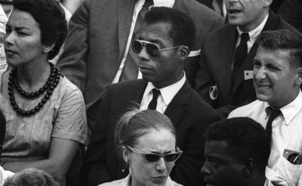 """The words of the late writer James Baldwin narrate the award-winning documentary """"I Am Not Your Negro"""""""