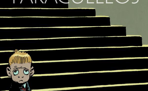 PARACUELLOS book cover.