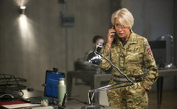 Helen Mirren stars as Col. Katherine Powell in Gavin Hood's Eye in the Sky.