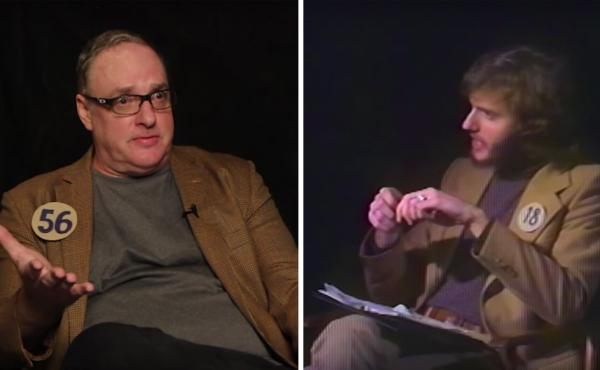 """Peter """"Stoney"""" Emshwiller tells his 18-year-old self, """"I'm old, I'm fat and, in your mind, I'm a failure. I know that. Why do you think I've been avoiding talking to you for 38 years?"""""""