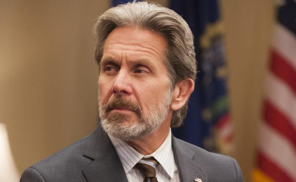 Gary Cole plays political consultant Kent Davidson on the HBO series Veep.