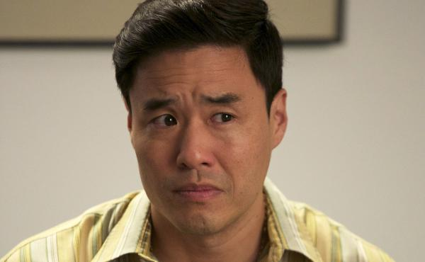 """Randall Park plays Louis Huang on the ABC comedy Fresh Off the Boat. He says it was easy for the show to steer clear of """"easy"""" racist jokes. """"To us that's not funny,"""" he says. """"We weren't going to go there."""""""