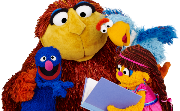 Gargur, No'maan, Melsoon and Shams — four of the Muppet stars of Iftah Ya Simsim, the first Arabic-language version of Sesame Street. The show went off the air 25 years ago, and other Arabic-language Sesame Street spinoffs have launched since — but no