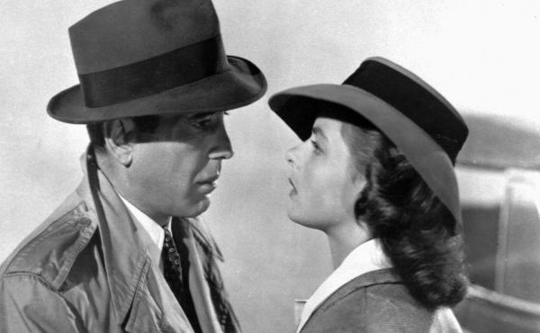 The classic film Casablanca marks its 75th birthday this year. One little known fact? Humphrey Bogart was shorter than Ingrid Bergman, so he had to stand on a box during filming.