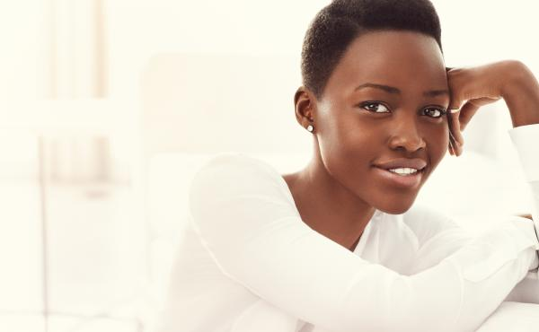 """Lupita Nyong'o says it was """"a very discombobulating thing,"""" to go from obscurity to the Academy Awards."""