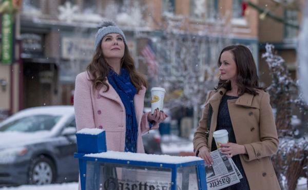 Mother-daughter best friends Lorelai (Lauren Graham) and Rory (Alexis Bledel) return in a Netflix Gilmore Girls revival planned for late November. Creator Amy Sherman-Palladino hatched the idea for the hit TV show during a weekend visit to Washington, Con