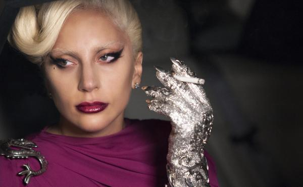 Lady Gaga plays a mysterious character called the Countess on the new season of FX's American Horror Story, which begins on Wed.