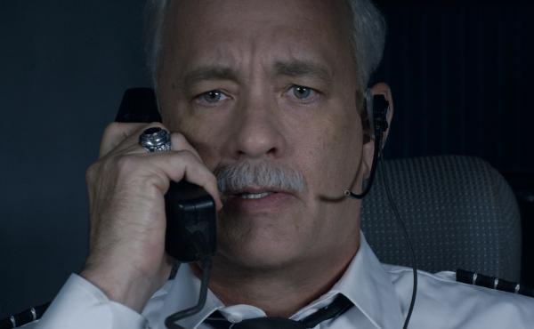 """In Sully, Tom Hanks plays Chesley """"Sully"""" Sullenberger, the airplane captain whose unprecedented landing on the Hudson River on Jan. 15, 2009, saved the lives of 155 passengers."""