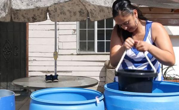 Many rural California residents rely on private wells for tap water — wells that are starting to dry up.