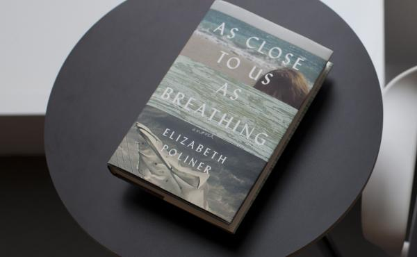 AS CLOSE TO US AS BREATHING book cover