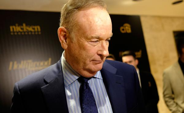 Bill O'Reilly attends a 2016 ceremony held by The Hollywood Reporter in New York City.