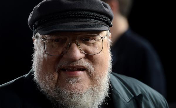 Games of Thrones' author George R.R. Martin