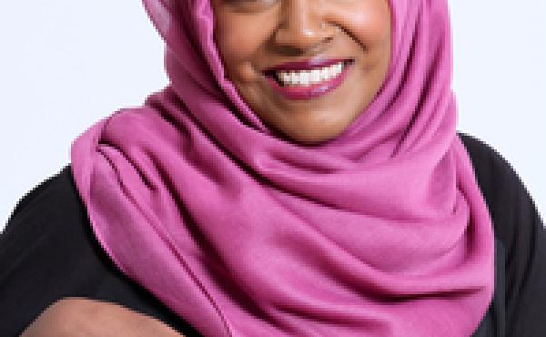 Nadiya Hussain won over audiences as a contestant on The Great British Bake Off.