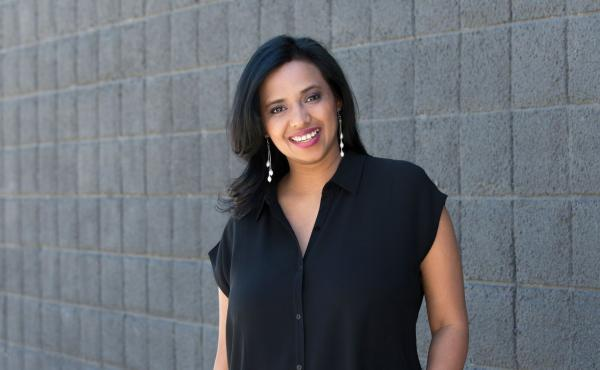 Silicon Valley engineer Bindu Reddy created the new social network Candid that facilitates online conversations without trolls.