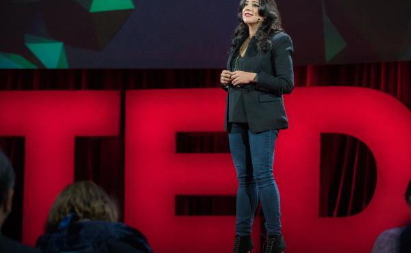 """""""We're raising our girls to be perfect, and we're raising our boys to be brave."""" - Reshma Saujani"""
