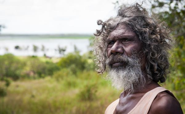 Actor David Gulpilil gives a genuinely wrenching performance in Charlie's Country