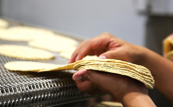The FDA says tortillas and other foods made with corn masa flour can now be fortified with folic acid. The move is aimed at reducing severe brain and spinal cord defects in babies born to Hispanic women.