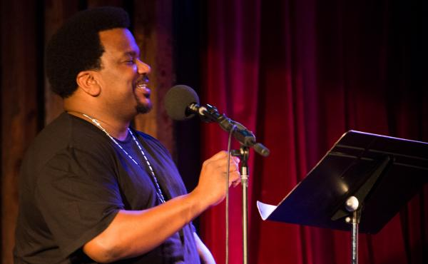 Craig Robinson on Ask Me Another.