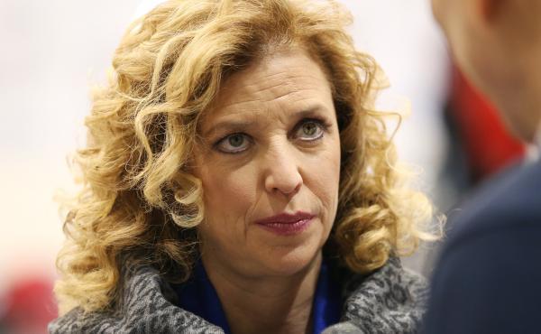 Rep. Debbie Wasserman Schultz.
