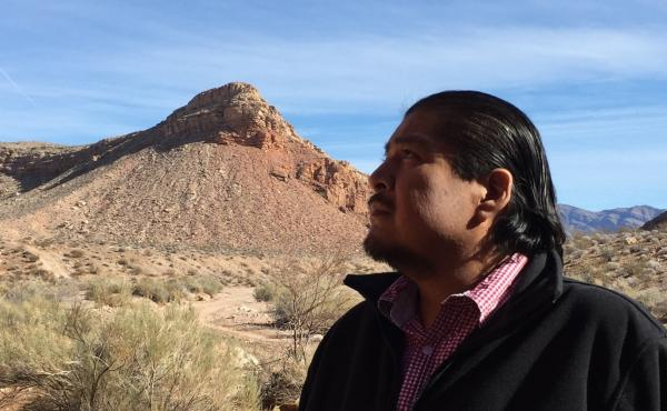 """Get in line"" is what William Anderson, former chairman of the Moapa Band of Paiutes, says of the current take-back-federal-lands movement."