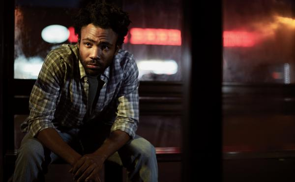 Donald Glover plays Earnest Marks in the new FX show Atlanta.